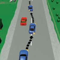 Basic road code driving knowledge - following and passing rules, give way rules and more.